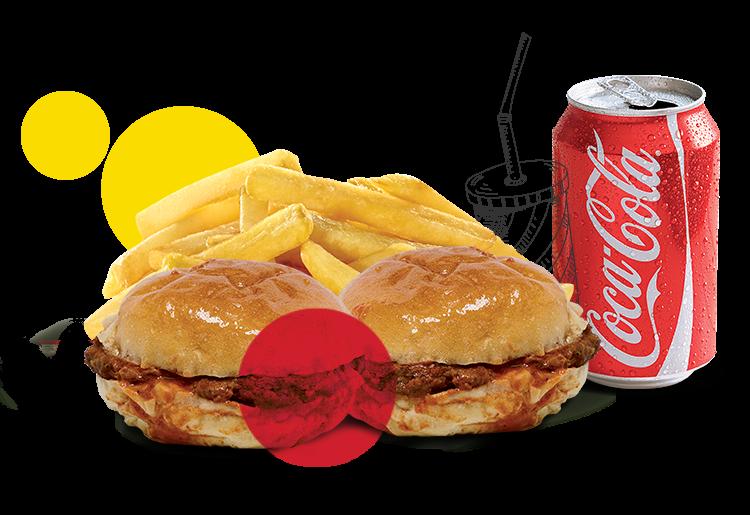 Islak Hamburger Menü
