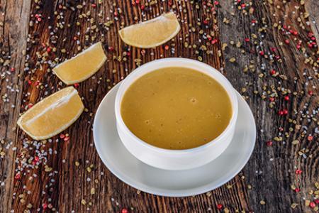 Tereyağlı Süzme Mercimek Çorbası