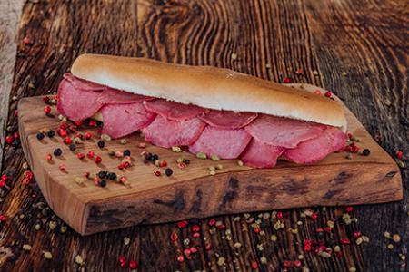 Dilli Füme Sandviç (Sıcak)
