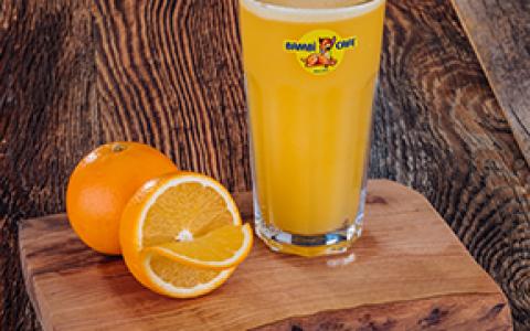 Taze Sıkılmış Portakal Suyu