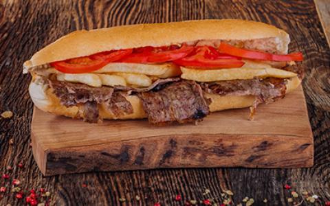 Yarım Ekmek Arası Et Döner (60 gr.)