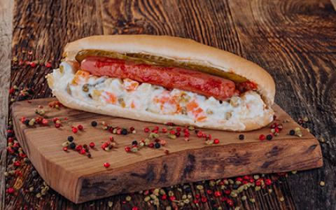 Goralı Sandviç (Sıcak)