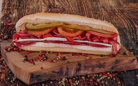 Kumru Sandviç (Sıcak)
