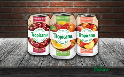 Tropicana (33 cl.)